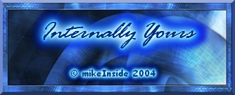 Click here to go to the MikeInside Homepage